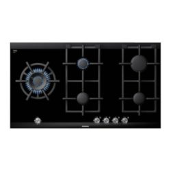 Siemens 5 Burner Gas Hob 90cm – Model ER926SB70E