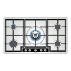 Siemens 5 Plate Gas Hob Stainless Steel – Model: EC945RB91E