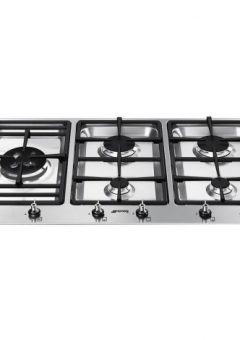 Smeg 5 Plate Gas Burner - PS906-4
