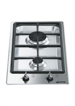 Smeg Gas Domino Hob - PGF32G