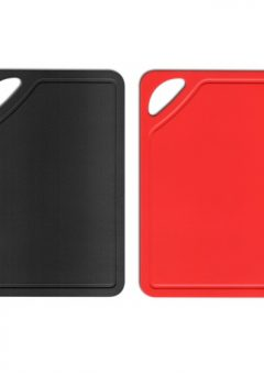 WUST cutting board Red and Black