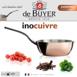 de-buyer-copper-conical-saute-pan-20cm
