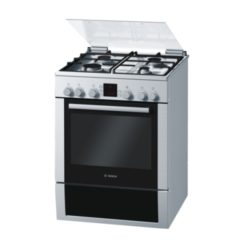 Bosch 60cm Freestanding Gas/Electric Cooker - HGV745359Z