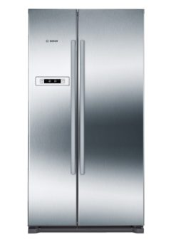 Bosch Freestanding Side-by-side Fridge Freezer - KAN90VI20N