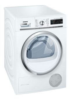 Siemens Tumble Dryer 9KG - WT47W540BY