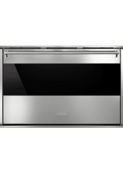 Smeg 90cm Built-In Extra Volume Electric Oven SF9310XR