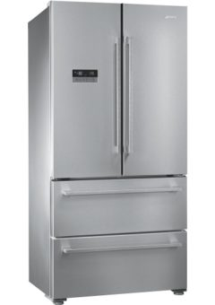 Smeg French Door Combination Fridge Freezer FQ55FXE1