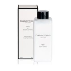 Charlotte Rhys Hand and Body Lotion 300ml