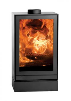 Nestor Martin Rotating Low Rise Fireplace TQH33