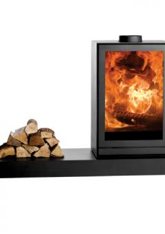 Nestor Martin Rotating Bench Stand Fireplace TQH33