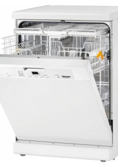 Miele Dishwasher G4203SC Active CleanSteel