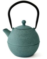 Cast Iron Teapot 19482 Ocean