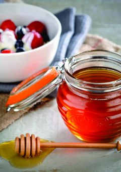 Kilner Honey pot