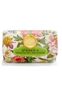 Michel Design Works Peony Soap