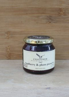Chaloner Raspberry and plum preserve
