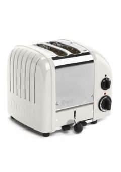 Dualit Toaster Canvas White