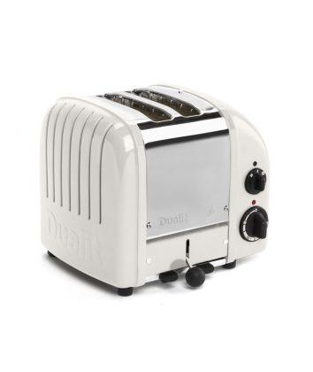 Dualit Toaster Canvas White
