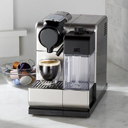 מאוד Nespresso Lattissima Touch - Metelerkamps WA-14