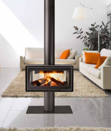 ADF Double sided Fireplace