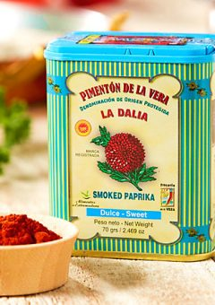 Smoked Paprika sweet