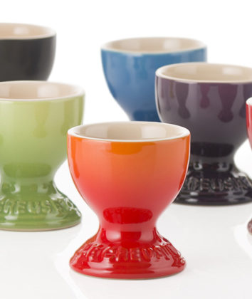 Le Creuset egg-cups