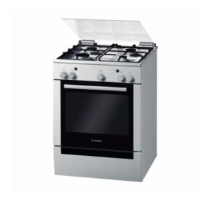 Bosch 60cm Freestanding Gas Cooker onox