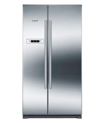 Bosch Freestanding Side-by-side Fridge Freezer - KAN90VI20N