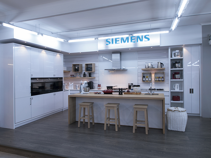 Live Siemens Kitchen