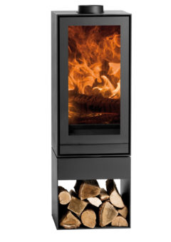 Nestor Martin Rotating Log Storage Fireplace TQH13