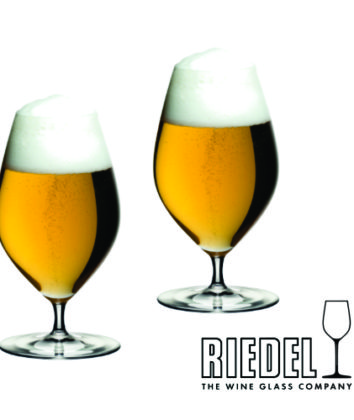 Riedel veritas Beer Glasses 2