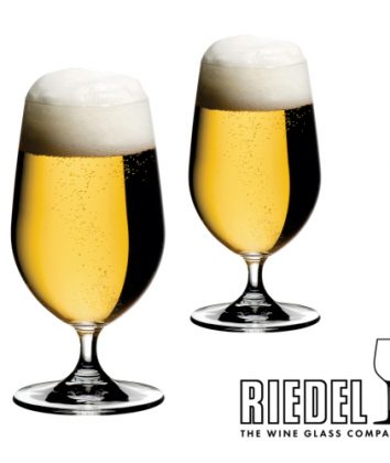 Riedel Ouverture Beer Glasses