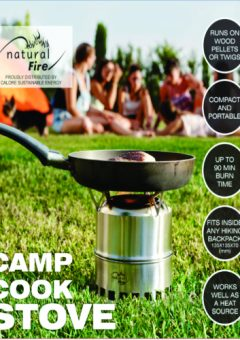 Camp Cook Stoves