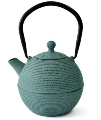 Cast Iron Teapot 19482 Ocean