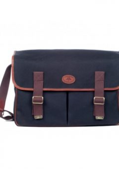 Melvill and moon Kalahari Cooler Bag Back and Tan