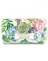 Michel Design Works Pink Cactus Soap