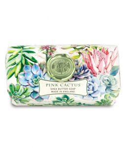 Michel Design Works Pink Cactus Soap
