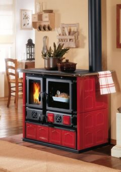 Nordica Woodburning Cooker