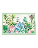 Michel Design Works Pink Cactus Wooden Tray