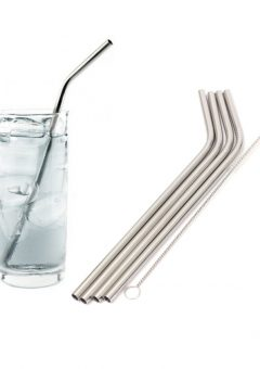 Foreva Straw Stainless Steel