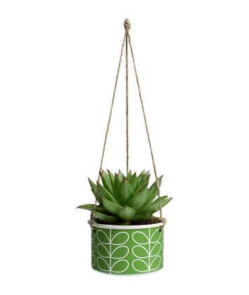 Orla Kielt haning plant pot small