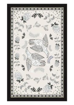 Ardmore Tablecloth Fynbos bird