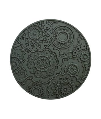 Images d orient Coaster pepper grey