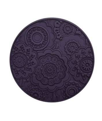 Images d orient Coaster plum