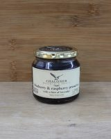 Chaloner Blueberry and Raspberry preserve