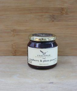 Chaloner Raspberry and plum preserve