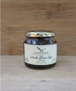 Chaloner Whole green figs