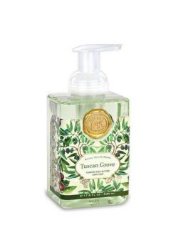 Michel Design Works Foaming Shea Butter Hand Tuscan Grove