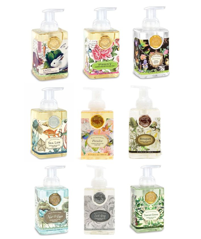 Michel Design Works Foaming Shea Butter Hand Soap Metelerkamps