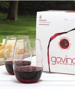 Govino Wine glasses Set of 4