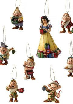Jim shores Snow White and the seven dwarfs